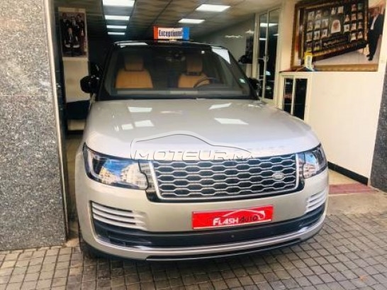 LAND-ROVER Range rover vogue Se occasion