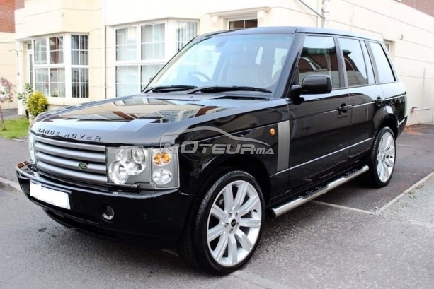 land rover range rover vogue occasion maroc annonces voitures. Black Bedroom Furniture Sets. Home Design Ideas