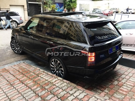 LAND-ROVER Range rover vogue Autobiography pack startech v8 occasion 622511