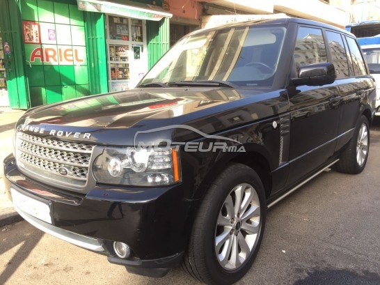 land rover range rover vogue autobiography 2011 diesel 176455 occasion casablanca maroc. Black Bedroom Furniture Sets. Home Design Ideas