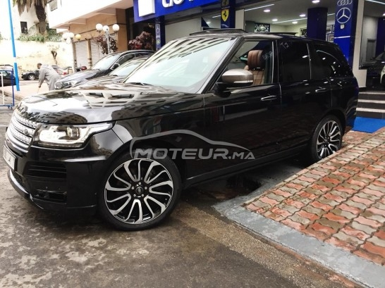 LAND-ROVER Range rover vogue Autobiography pack startech v8 occasion