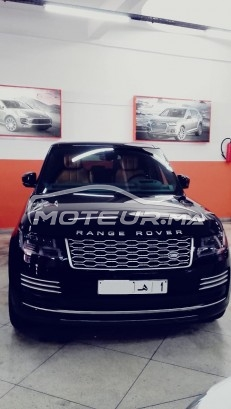 سيارة في المغرب LAND-ROVER Range rover vogue - 293115