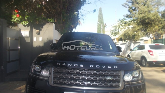 Voiture au Maroc LAND-ROVER Range rover vogue - 209280