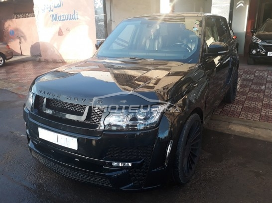 LAND-ROVER Range rover vogue 4.0l v8 مستعملة