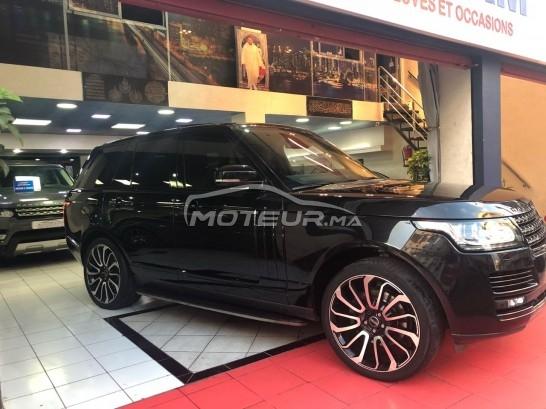 سيارة في المغرب لاندروفر رانجي روفير فوجوي Black edition - 224895