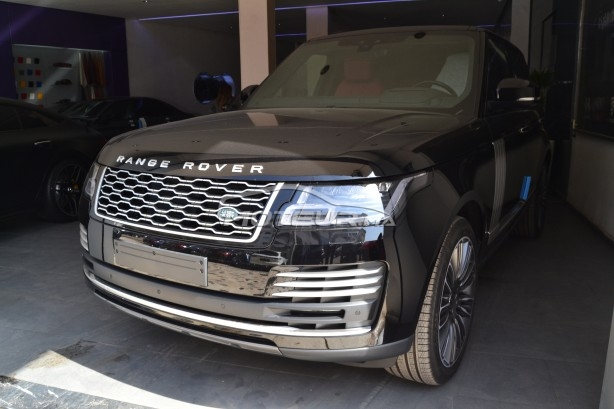 LAND-ROVER Range rover vogue Autobiography dynamic مستعملة