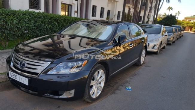 Voiture au Maroc LEXUS Ls 600 hl hybride - 205468