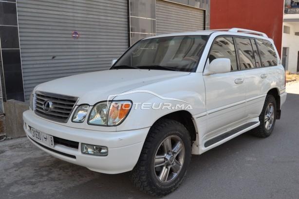 سيارة في المغرب LEXUS Lx 470 v8 - 316760