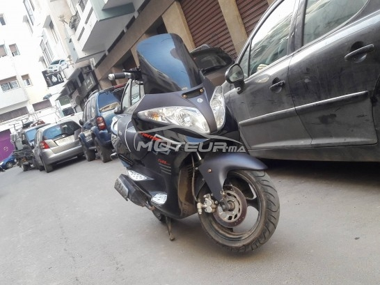 Moto au Maroc LIBERTY Fantome gt 2016 - 149037