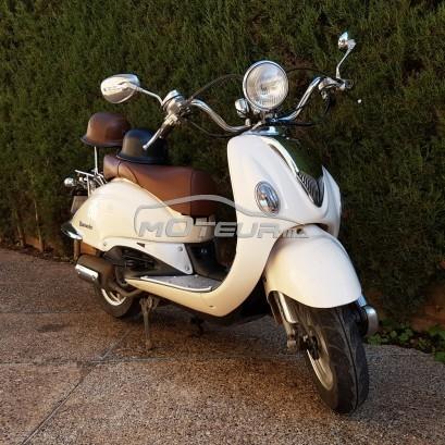 Moto au Maroc LIBERTY Romancia - 147642