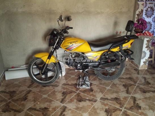 دراجة نارية في المغرب ياماساكي اتف 110 - 175927
