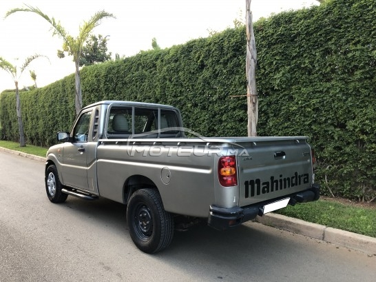 MAHINDRA Scorpio Pick-up مستعملة