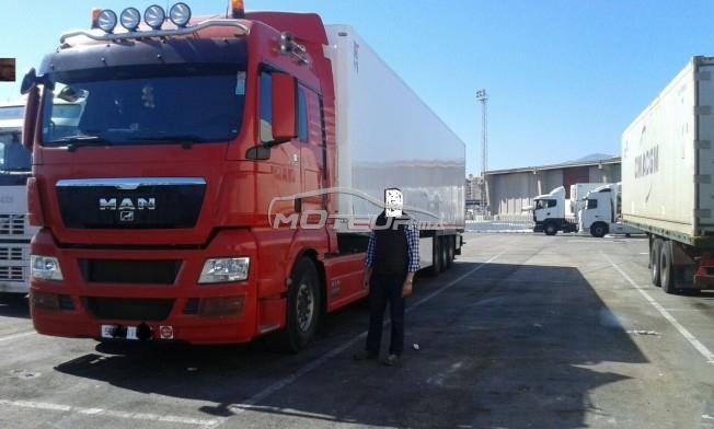 Camion au Maroc MAN18.480 xxl - 153781
