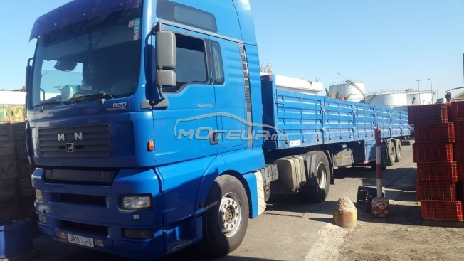 شاحنة في المغرب مان تجا - 215573