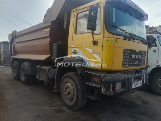 Camion au Maroc MANF 420a - 327277