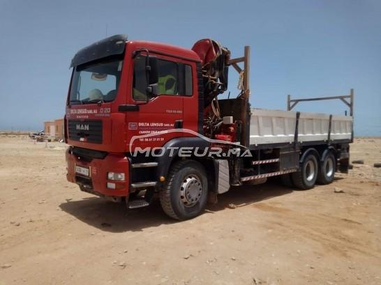 Acheter camion occasion MAN Tga au Maroc - 293452