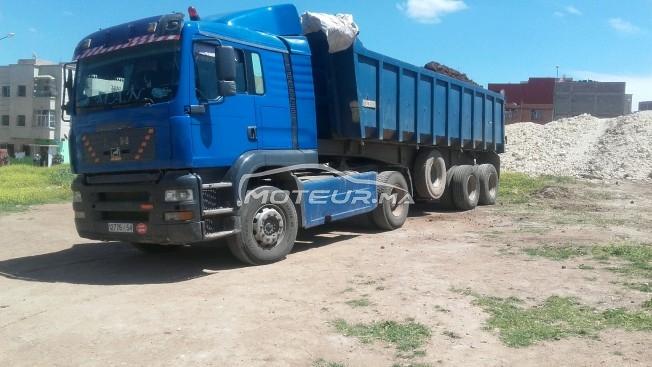 Camion au Maroc MANTga - 347370