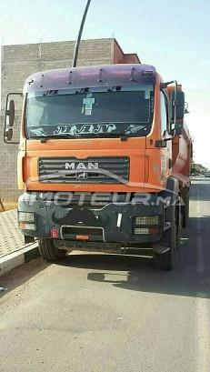 شاحنة في المغرب Man 8_4 - 232254