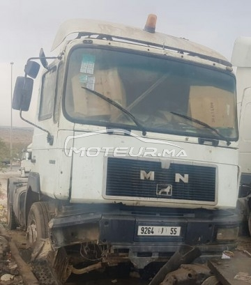 شاحنة في المغرب MAN Tga - 285830