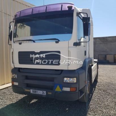 Acheter camion occasion MAN Tga au Maroc - 295002