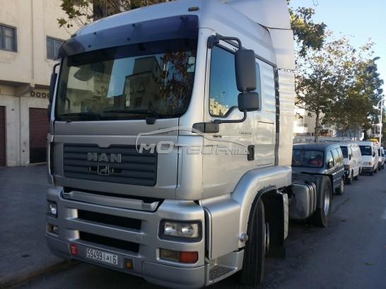 Camion au Maroc MANTga 18 430 - 189249