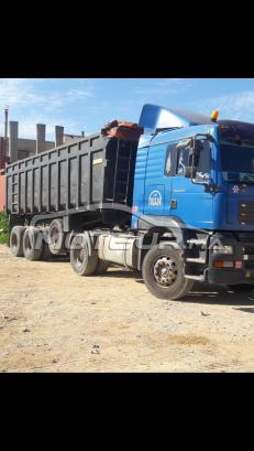 شاحنة في المغرب MAN Tga 400 - 262264