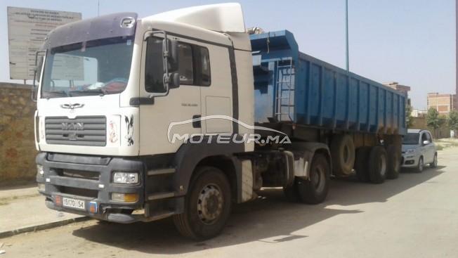 شاحنة في المغرب MAN Tga 400 - 311973