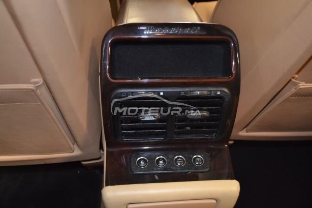 MASERATI Quattroporte occasion 719321