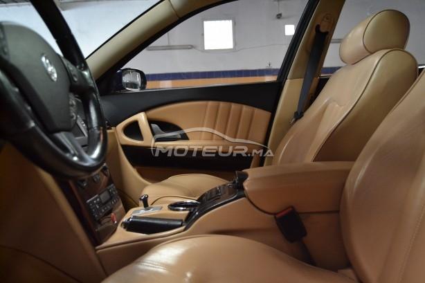 MASERATI Quattroporte occasion 719316