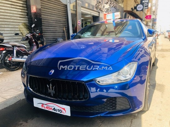 سيارة في المغرب MASERATI Ghibli - 294653