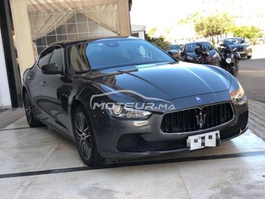 سيارة في المغرب MASERATI Ghibli Sport essence v6 - 338380