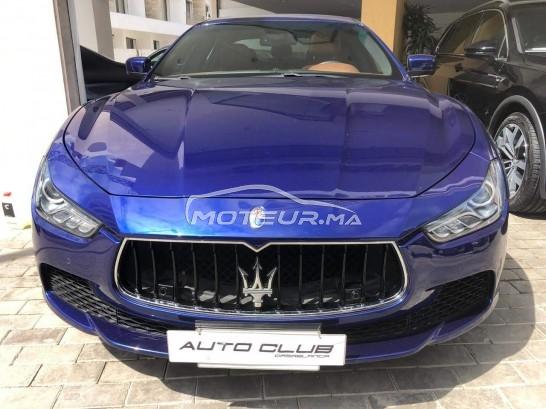 سيارة في المغرب MASERATI Ghibli - 281492