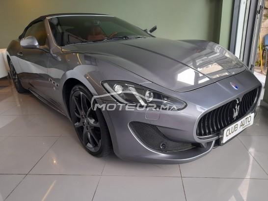 MASERATI Grancabrio Maserati grand cabriolet sport مستعملة