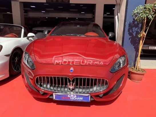 سيارة في المغرب MASERATI Granturismo - 263436