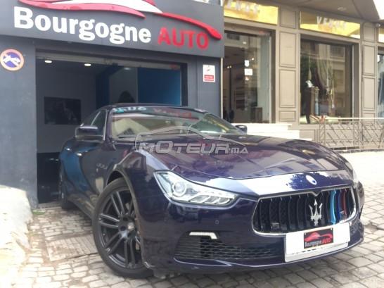 سيارة في المغرب مازيراتي كيواتتروبورتي - 221515