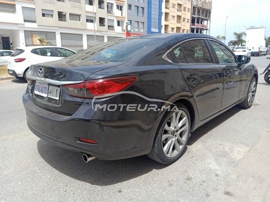 MAZDA 6 2.2 skyact-d175 ion occasion 1184313