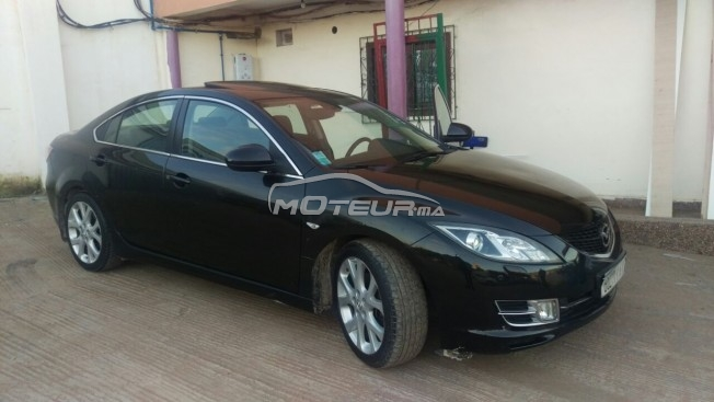 mazda 6 full option 2011 essence 145093 occasion casablanca maroc. Black Bedroom Furniture Sets. Home Design Ideas