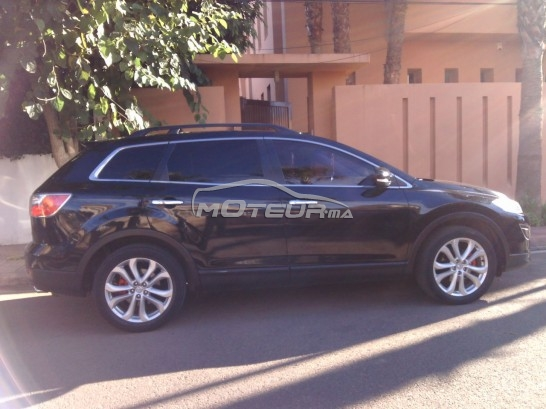 mazda cx 9 occasion maroc annonces voitures. Black Bedroom Furniture Sets. Home Design Ideas