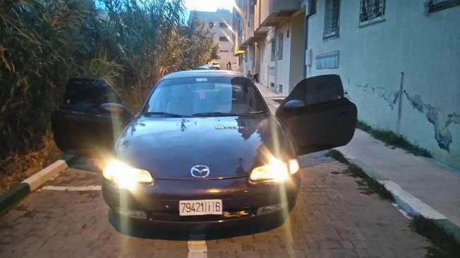 سيارة في المغرب MAZDA Mx6 - 118861