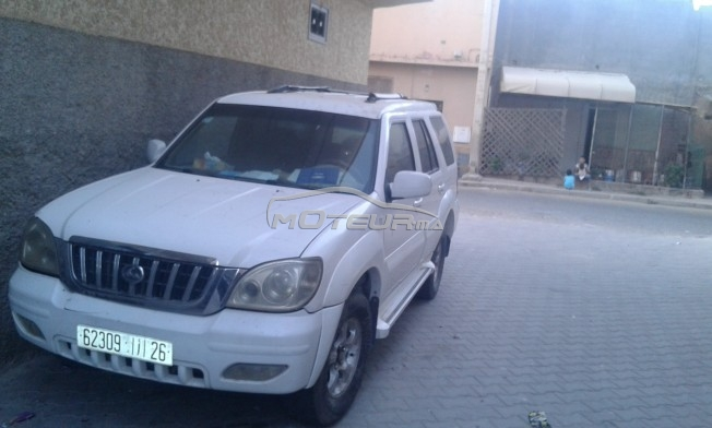 SSANGYONG Actyon occasion 386319