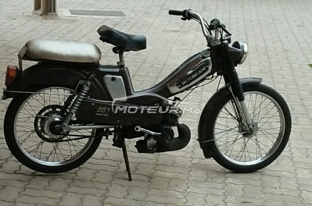 دراجة نارية في المغرب MOTOBECANE 881 - 323196