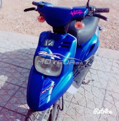Moto au Maroc MBK Av - 135892
