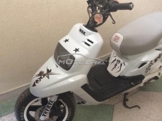 Moto au Maroc MBK Booster naked - 155427