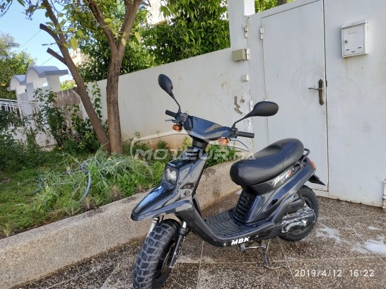 دراجة نارية في المغرب MBK Booster spirit - 267731