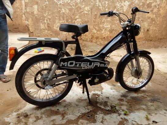 Moto au Maroc MBK Libero - 219062