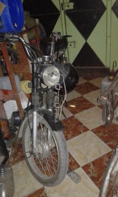 دراجة نارية في المغرب - 216807