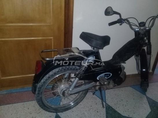 دراجة نارية في المغرب MBK Libero - 255056