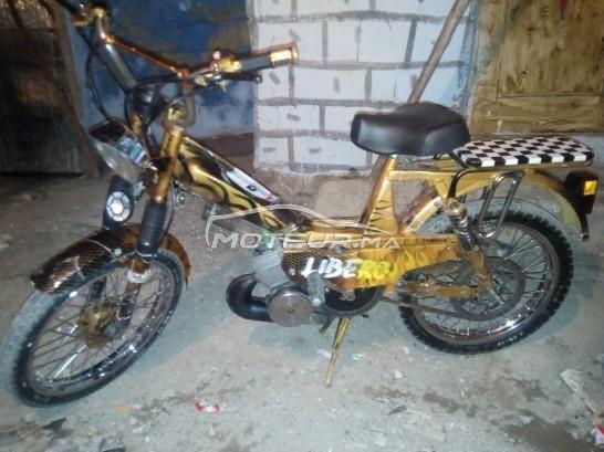 دراجة نارية في المغرب MBK Libero - 319310