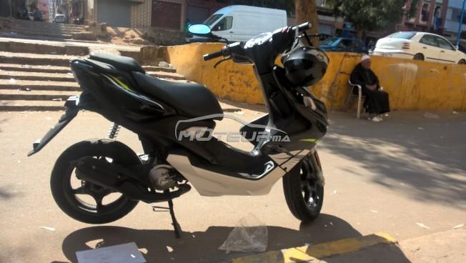 دراجة نارية في المغرب MBK Nitro Dernier model 2015 - 181257