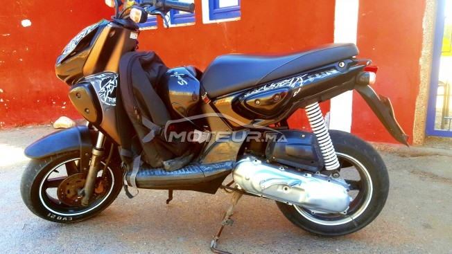 Moto au Maroc MBK Stunt - 264558